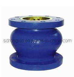 Silent Flanged Type Check Valve (FIG-SFCV-02) pictures & photos