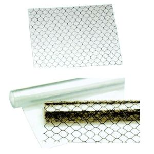 ESD Cleanroom PVC Curtain Film (D06)