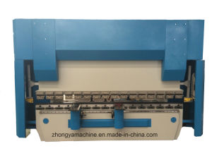 Hydraulic Press Brake CNC Bending Machine Pbh-160ton/3200mm pictures & photos