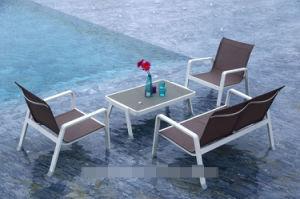 2020 Hot Outdoor Garden Sofa Aluminum Furniture