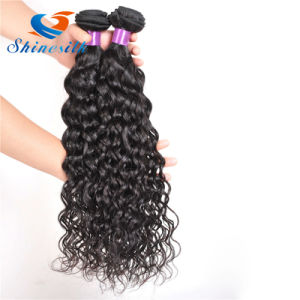 Natural Wave Brazilian Virgin Human Hair Extension pictures & photos