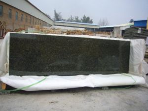 Granite Marble Countertop Ubatuba Green
