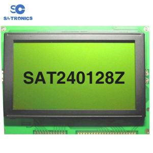 Better 240*128dots LCD Module with Serial Interface