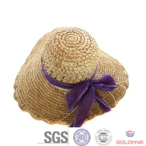 Women Leisure Hat Made by Natural Straw pictures & photos