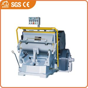 Leather Die Cutting Machine (ML930) pictures & photos