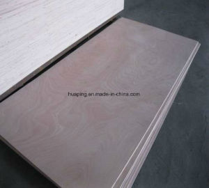 12mm Plywood/Okoume Plywood/Bintangor Plywood/Pine Plywood pictures & photos