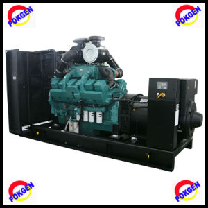 10kw/12.5kVA Silent Diesel Generator Powered by Perkins Engine