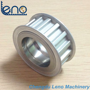 Clear Anodized 10mm Pitch Step Bore Timing Pulley