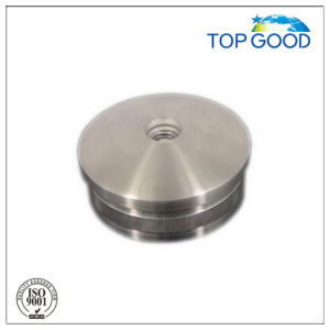 Stainless Arc Hollow End Cap with M8 Thread