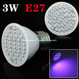 3W E27 for Medical Plant SMD LED Grow Light (ZW0065)