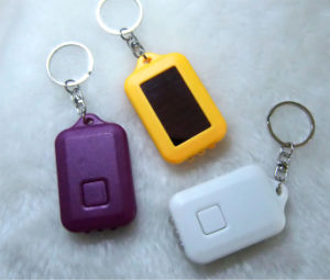 Promotion Gift LED Key Ring, Key Chain, LED Flash Light