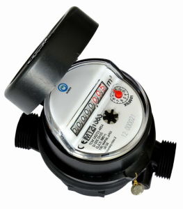 Nwm Single Jet Water Meter (D3-8+1-3) pictures & photos