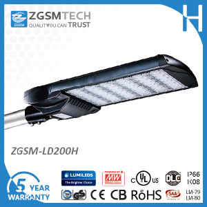 High Power LED Street Light 200W for Pole Light pictures & photos