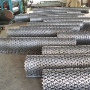 Expanded Metal Mesh in Rolls