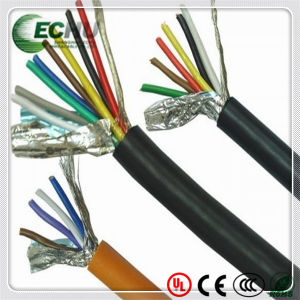 China Twist Shield Control Cable Djyvp Computer Cable - China ...
