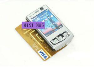 China Band Mobile Dual Sim N95 Card - Quad Phone mini