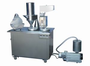 Economical Semi Automatic Capsule Filler (CGN208D) pictures & photos