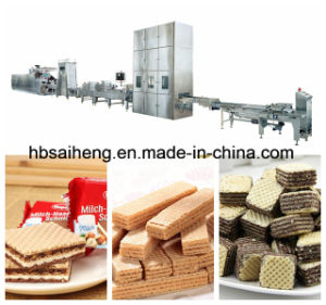 Ce Proved Full-Automatic Cheap Common Wafer Production Line pictures & photos