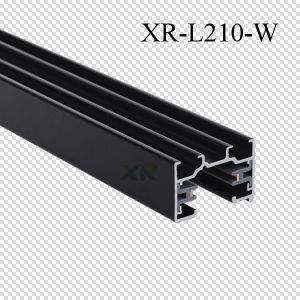 Led Track Lighting 1m 2m 3m Aluminum 2 Wires Rail Xr L210