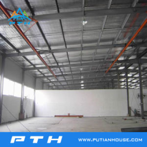 Prefab Large Span Steel Structure for Warehouse pictures & photos