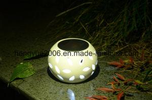 Hot Ing Solar Ceramic Garden Lamp