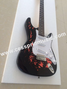 Wholesales /Stickers Electric Guitar/ Lp Guitar /Guitar Supplier/ Manufacturer/Cessprin Music (ST607) pictures & photos