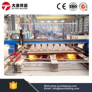 CNC Multihead Flame Cutting Machine pictures & photos