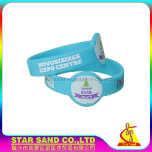 Promotional Custom Rubber Band Customized Good Quality Silicone Bracelet
