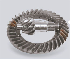 Precision Spiral Bevel Gear with Competitive Price