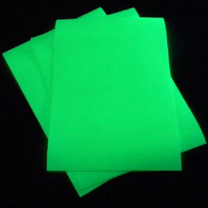 Night Glow Luminous Film for Building pictures & photos