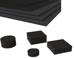 Base Plate Rubber