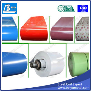 Color Coated or Galvanized Full Hard Steel Sheet pictures & photos