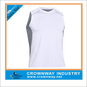 Casual Tank Best Compression Gym Shirt for Men pictures & photos