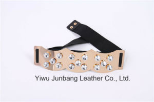 Latest Ladies Elastic Belts, Metal Belts pictures & photos