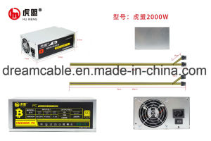 Single Mining 2000W Power Supply for Mining Machine