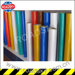 Acrylic Micro Prism Diamond Grade Reflective Material for Road Signs pictures & photos
