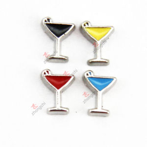 Cute Drink Mini Floating Charms for Glass Lockets Jewellery (FC)