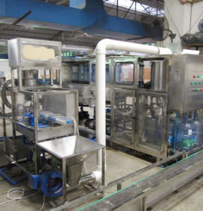 5 Gallon Pure Water Filling Machine Py-5g-600