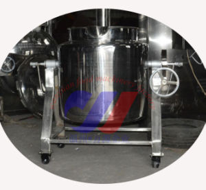 Two-Layer Storage Tank with Moving Wheel pictures & photos