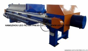 Leo Filter Automatic PP Membrane Squeezing Filter Press pictures & photos