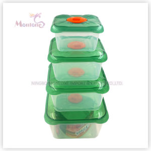Food Storage Box Plastic Airtight Food Storage Container Set pictures & photos
