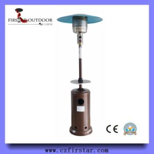 China Outdoor Umbrella Type Stainless Steel Patio Heater China Gas