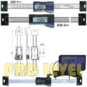 Precision Digital Horizontal Scale with Data Output (SKV530) pictures & photos