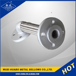 Stainless Steel Corrugated Braided Metal Hose pictures & photos