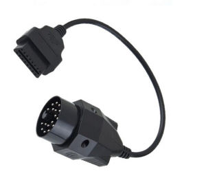 for BMW 20pin OBD Cable to OBD2 16 Pin