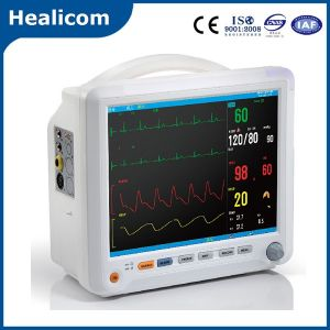 Hm-8000b Medical Multi-Parameter Patient Monitor pictures & photos
