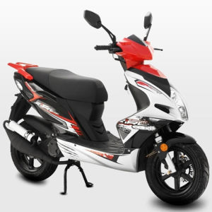 China 49cc 50cc 2stroke Gas Scooter Euro 4 Stroke Moped EEC Motor Motorbike  125cc 150cc Motorcycle Motor Scooter
