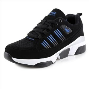Hard-Wearing Athletic Basketball Shoes Breathable Outdoor Sports Sneakers (AKQEL026)