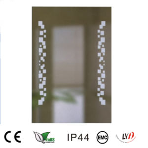New High Quality Modern Led Light Up Bathroom Mirrors