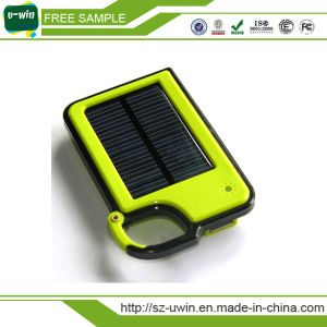 Best Products 1500mAh Solar Power Amplifier, Mini Solar Power Bank